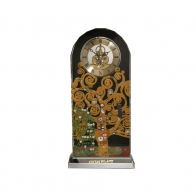 Zegar kryształowy 32cm Drzewo Życia - Gustaw Klimt 66879861