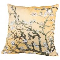 Poszewka na poduszkę 40 x 40 cm Drzewo Migadałowe Van Gogh 67060501