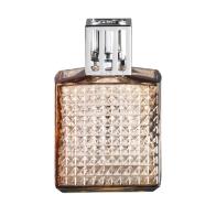 Lampa zapachowa Diament brązowa 14 cm - Maison Berger
