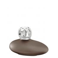 Lampa zapachowa Kamień matowy brązowa 10 cm - Maison Berger