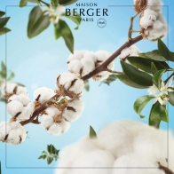 Delikatna bawełna wkład do lampy zapachowej 500 ml - Maison Berger 115361