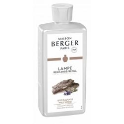 Egzotyczne drewno wkład do lampy zapachowej 500 ml - Maison Berger