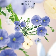 Kwiat lnu - wkład do lampy zapachowej 500 ml - Maison Berger