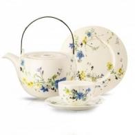 Zestaw do herbaty dla 6 osób Alepejski Ogród 10530-405108 Rosenthal