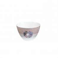 Świecznik - tealight Kwiat Lotosu Róża 7,5 cm - Lotus Goebel 23120161
