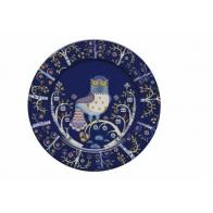 Talerz 30cm Iittala Taika, niebieski