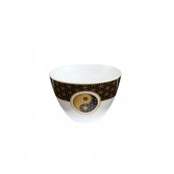Świecznik - tealight Yin Yang Czarny 7,5 cm - Lotus Goebel 23120131