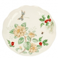 Talerz Jasmine Dragonfly 27 cm - Butterfly Meadow Holiday Lenox 884602