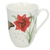 Kubek Monarch 330 ml - Butterfly Meadow Holiday Lenox 6083505