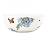 Salatera 25 cm - Butterfly Meadow Blue Lenox 833420