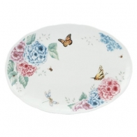 Półmisek 40 cm Hortensja - Butterly Meadow Lenox 841009