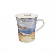 Kubek 11 cm Ścieżka przez kukurydzę C. Monet