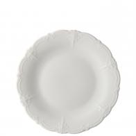 Talerz obiadowy 25 cm - Baronesse White