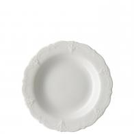 Talerz głęboki 24 cm - Baronesse White