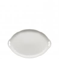 Taca 24 cm - Baronesse White
