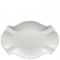 Półmisek owalny 32 cm - Baronesse White