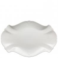 Półmisek owalny 38 cm - Baronesse White