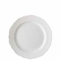 Talerz obiadowy 25 cm - Maria Theresia White