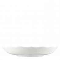 Spodek wysoki do filiżanki do herbaty 14 cm - Maria Theresia White