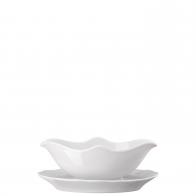 Sosjerka 400 ml - Maria Theresia White Hutschenreuther 02013-800001-11620
