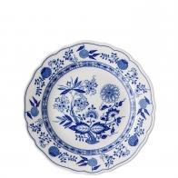Talerz obiadowy 25 cm - Blue Onion