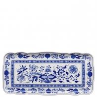 Półmisek prostokątny 33 x 15,5 cm - Blue Onion Hutschenreuther 02001-720002-12844