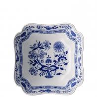 Miska kwadratowa 24 cm - Blue Onion Hutschenreuther 02001-720002-13174