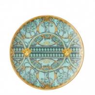 Talerz 21 cm - Versace Scala Palazzo Verde 19335-403664-10221