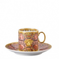 Filiżanka do espresso - Versace Scala Palazzo Rosa 19335-403665-14715-D