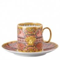 Filiżanka do kawy 230 ml - Versace Scala Palazzo Rosa 19335-403665-14740