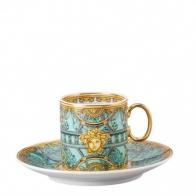 Filiżanka do espresso 100 ml - Versace Scala Palazzo Verde 19335-403664-14715