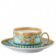 Filiżanka do herbaty 200 ml - Versace Scala Palazzo Verde 19335-403664-14640
