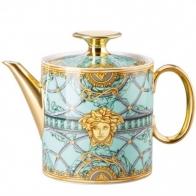 Dzbanek do herbaty 900 ml - Versace Scala Palazzo Verde 19335-403664-14230-D
