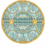 Podtalerz 33 cm - Versace Scala Palazzo Verde 19335-403664-10263-D