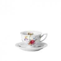 Filiżanka do kawy 180 ml - Maria Bukiet Letni Rosenthal 10430-607016-14740
