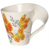 Kubek Orange washed sulphur 300 ml - New Wave Caffè Villeroy & Boch 10-4193-9100