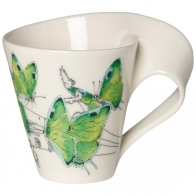 Kubek Deep green hairstreak 300 ml - New Wave Caffè Villeroy & Boch 10-4194-9100