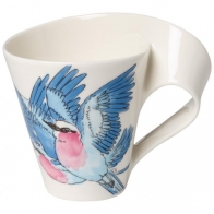 Kubek Lilac Breasted Roller 300 ml - New Wave Caffè Villeroy & Boch 10-4200-9100