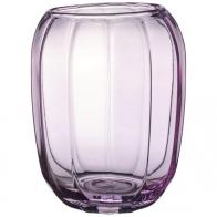 Wazon / szklany świecznik Noble Rose 23 cm - Coloured DeLigh