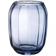 Wazon / szklany świecznik Winter Sky 23 cm - Coloured DeLight