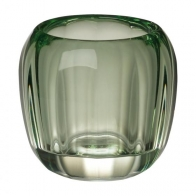 Świecznik - tealight Green Apple 7 cm - Coloured DeLight