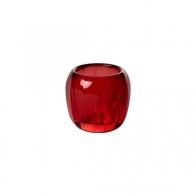 Świecznik - tealight Deep Red 7 cm - Coloured DeLight