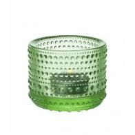 Świecznik - tealight Kastehelmi, jasnozielony