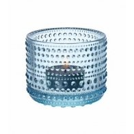 Świecznik - tealight Kastehelmi, jasnoniebieski