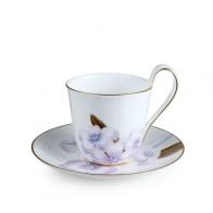 Filiżanka z podstawką Azalia 270 ml - Flora Royal Copenhagen 2673092