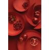 Misa 29 cm czerwona - Jasper Morrison