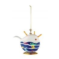 Świąteczna dekoracja la Balena Buona 10 cm