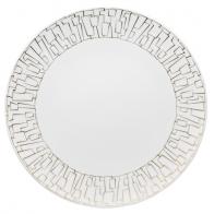 Talerz 28 cm - TAC Skin Gold Rosenthal 11280-403255-10229
