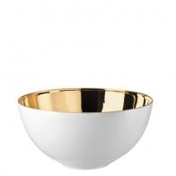 Miska 19 cm - TAC Skin Gold Rosenthal 11280-403255-13319