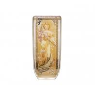 Wazon 30 cm Cztery Pory Roku 1900 - Alfons Mucha Goebel 67-000-72-1